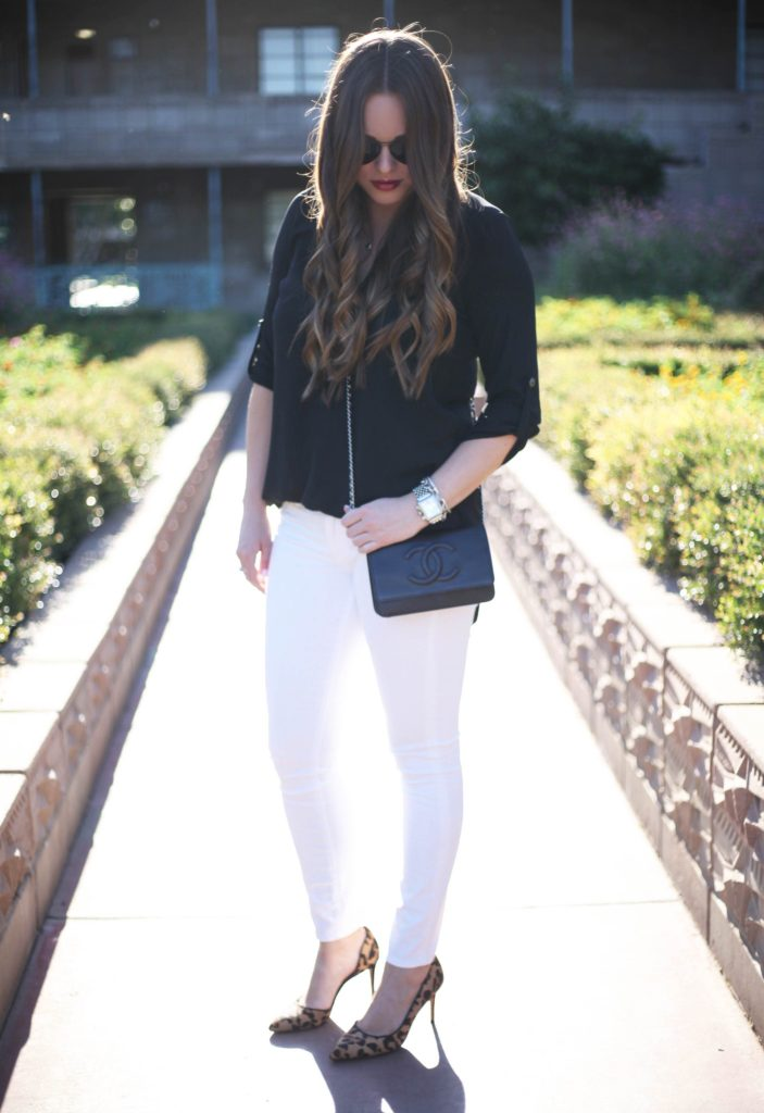 Wearing White After Labor Day - Fashion Blog