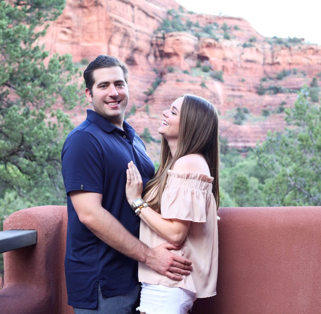 Couples Weekend in Sedona