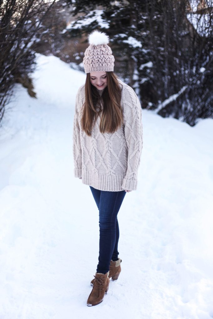 Fashion Blogger - Telluride Colorado Style
