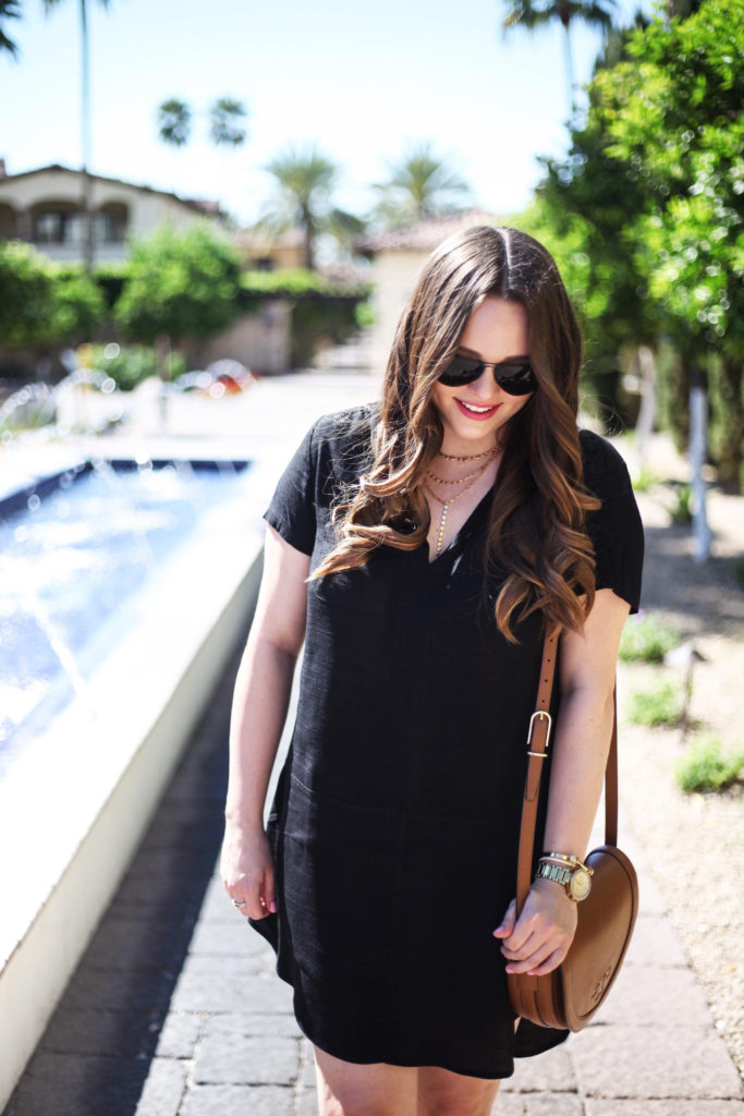 Arizona Fashion Blogger - Shift Dress
