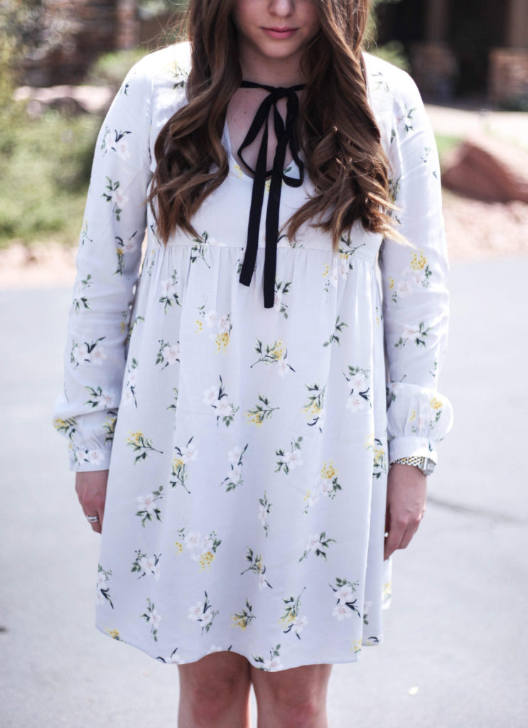 Arizona Fashion Blog - Easter Sunday Dress