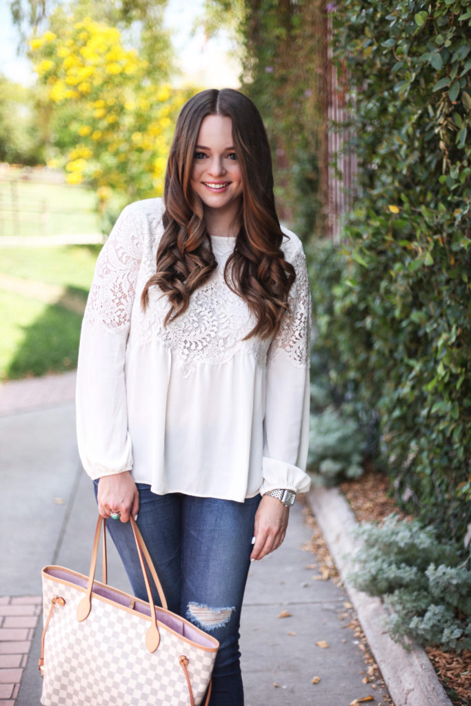 Fashion Blogger - Work or Play Top