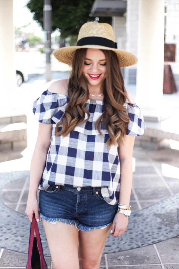 The Sweet Sunshine - 4th of July Outfit Inspiration