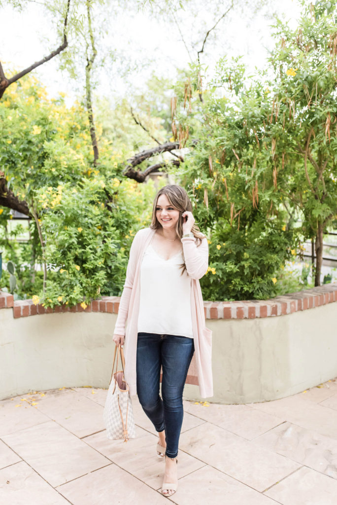 Arizona Fashion Blogger - The Perfect Duster